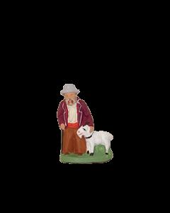 Homme à la chèvre - 2CM
