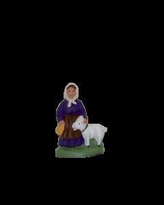 Femme à la chèvre - 2CM