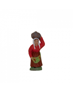 Femme au tonnelet - 2CM
