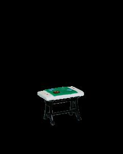 Table de jeu de cartes 5cm - Décor