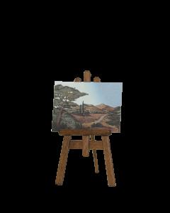 Tableau du peintre