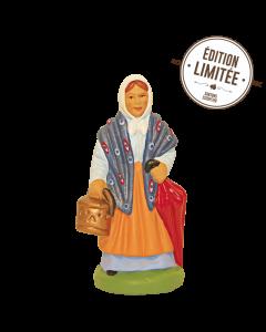 Femme à la chaufferette - 7CM