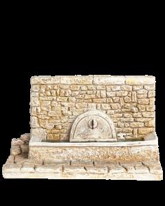 Fontaine mur - Décor
