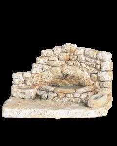 Fontaine abreuvoir - Décor