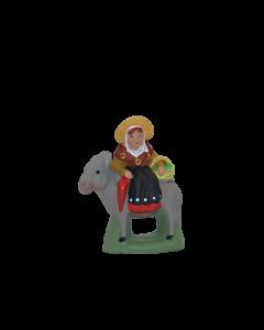 Marguarido sur l'âne - 2CM