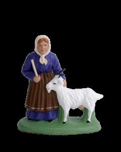 Femme à la chèvre - 7CM