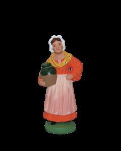 Femme à la jarre - 7CM