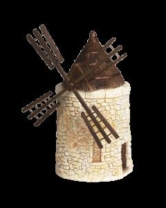 Moulin N°6 - Décor