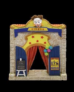 Cirque - Façade - Décor
