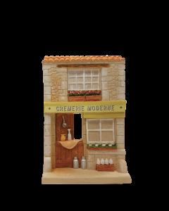 Crèmerie - Façade - Décor