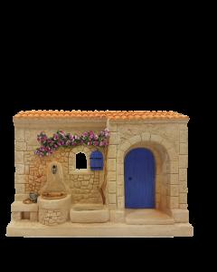 Maison Mazaugues - Façade - Décor