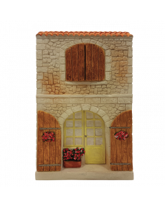 Maison Cotignac - Façade - Décor